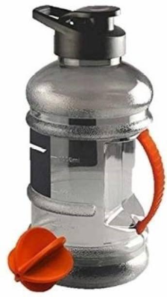 Unicus Beast Sports Gallon Bottle with Mixer Ball Shaker/Sipper 1.5L 1500 ml Bottle