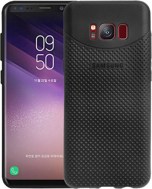 VAKIBO Back Cover for Samsung Galaxy S8