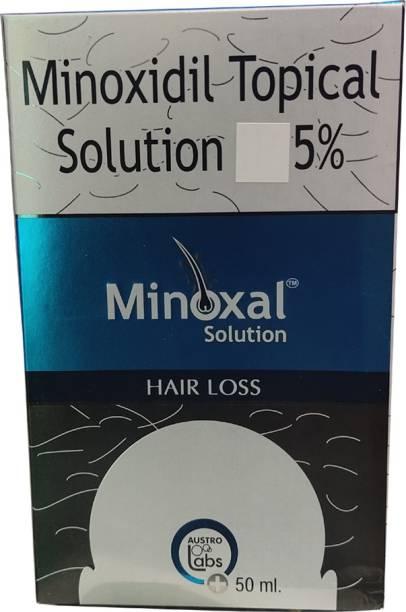 Minoxal Minoxidil Topical Solution 5% PAckOf 1