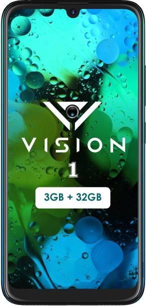 Itel Vision1 (Gradation Blue, 32 GB)
