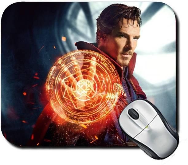 PrintMall Marvel Avenger Doctor Strange Designer Gamming Mousepad