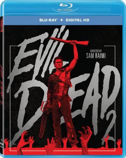 Evil Dead 2 Blu-ray Evil Dead II: Dead by Dawn / Blu-ray Region A