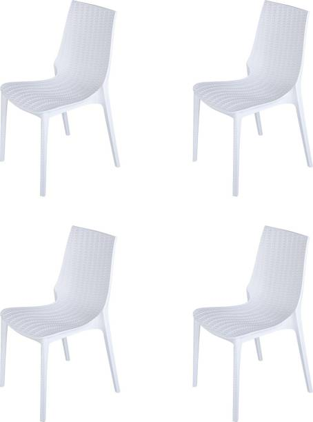Supreme Lumina MWhite Plastic Outdoor Chair