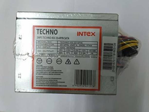 Intex SMPS Techno 450 Watt 450 Watts PSU