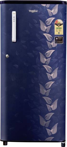 Whirlpool 190 L Direct Cool Single Door 2 Star Refrigerator