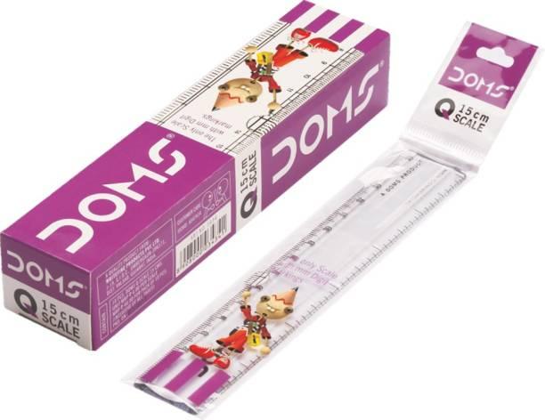 DOMS Q 15cm Ruler