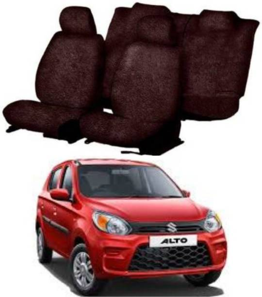 Chiefride Cotton Car Seat Cover For Maruti Alto 800