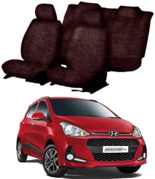RUFUS Cotton Car Seat Cover For Hyundai Grand i10