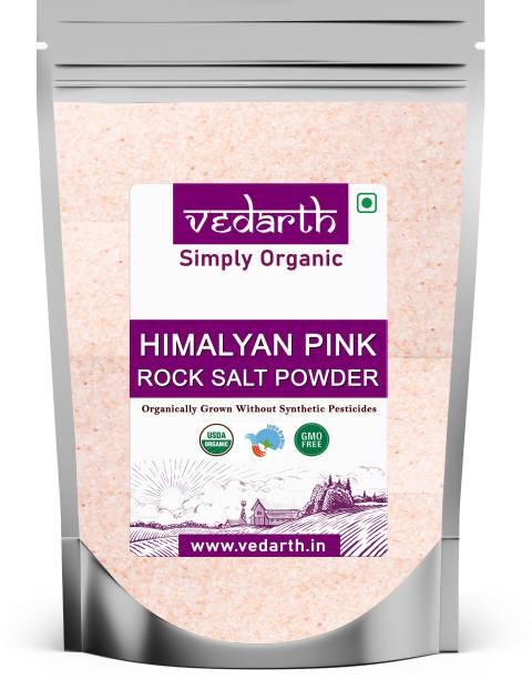 Vedarth 100% Pure and Natural Himalyan Pink Rock Salt Himalayan Pink Salt