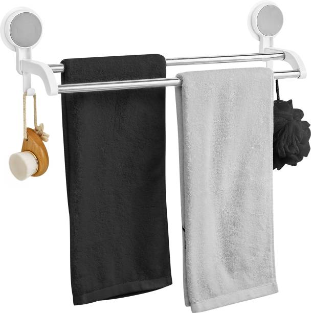 Nyarra 1338 White & Grey Towel Holder