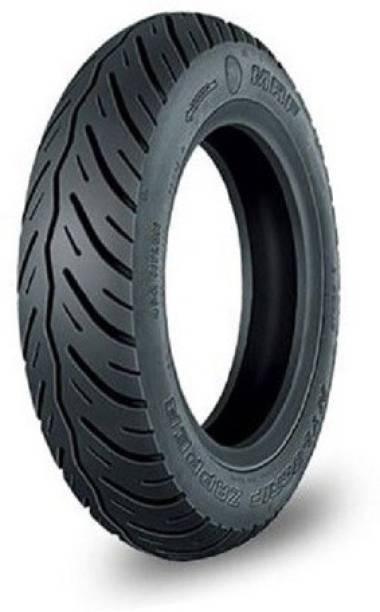 MRF 90/100-10 53J Nylogrip Zapper 90/100r10 Front & Rear Tyre