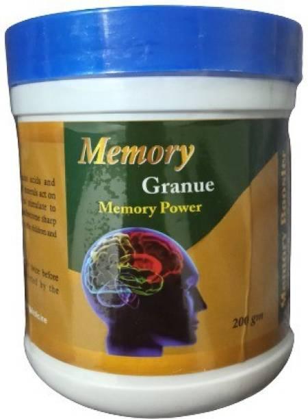 Ayurgen Harbals Memory Grenul Memory Booster