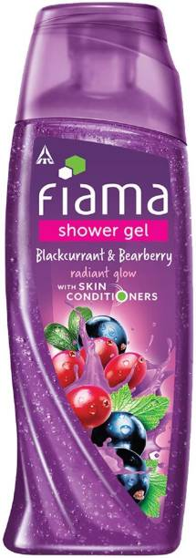 FIAMA Blackcurrant & Bearberry Shower Gel