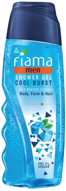 FIAMA Cool Burst Shower Gel