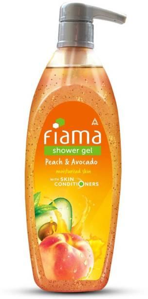 FIAMA Peach & Avocado Shower Gel
