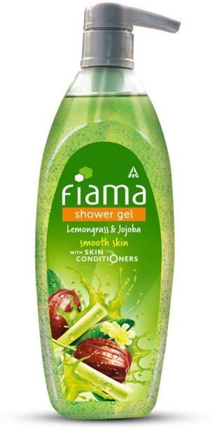 FIAMA Lemongrass and Jojoba Shower Gel