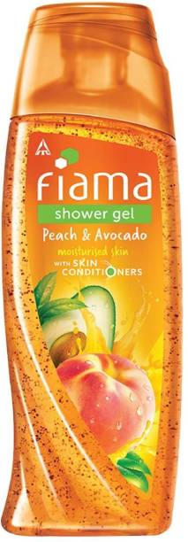 FIAMA Peach & Avocado Shower Gel