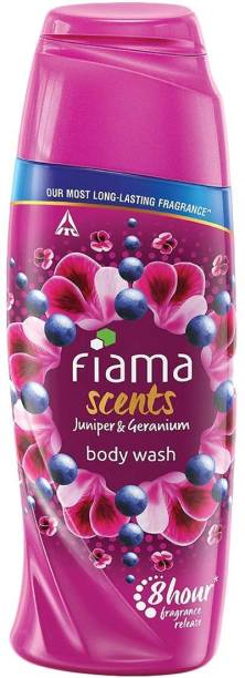FIAMA Scents Juniper and Geranium Body Wash