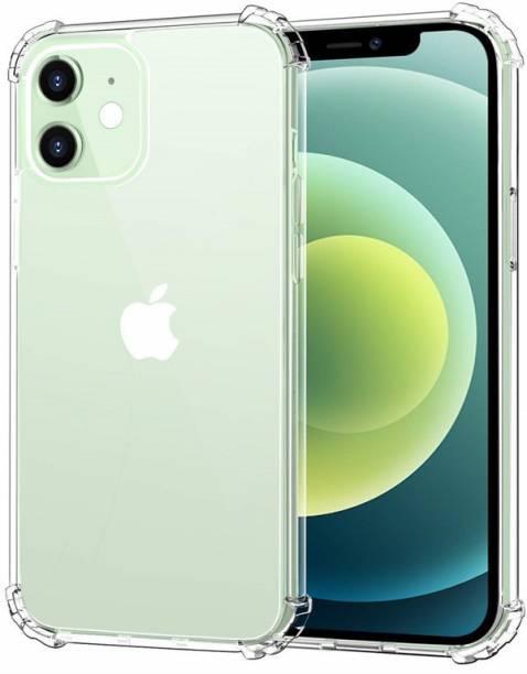 ROSALINE Back Cover for Apple iPhone 12 Mini, Plain, Case