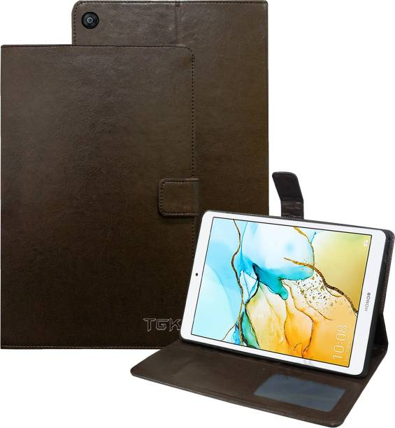 Flipkart SmartBuy Flip Cover for Honor Pad 5 8 inch (Release, 2019, July)