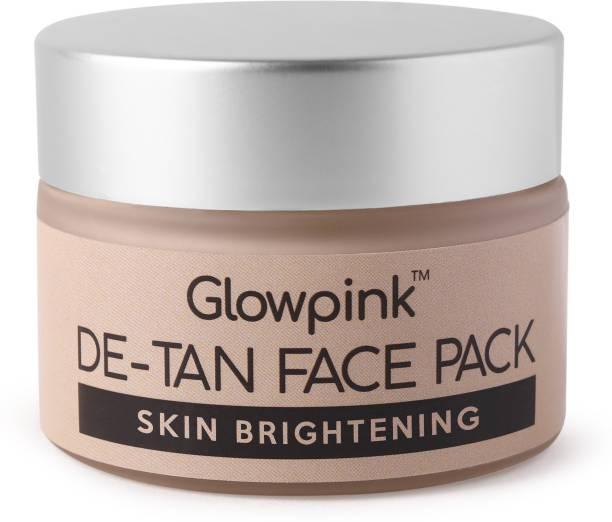 Glowpink DeTan Skin Lightening Face Pack