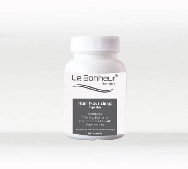 Le Bonheur Hair Nourishing Capsules   Hair Growth