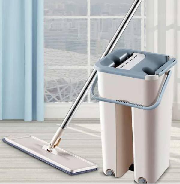 Cashel Wet & Dry Mop Mop Set, Floor Wiper, Cleaning Brush, Bucket