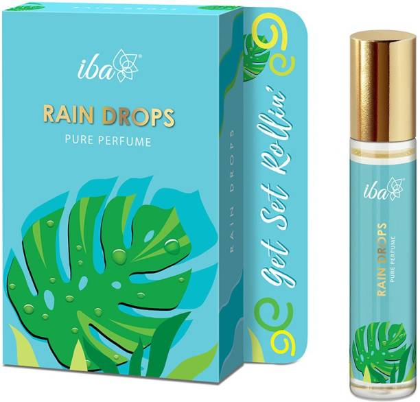 Iba Halal Care Pure Perfume - Rain Drops Perfume  -  10 ml