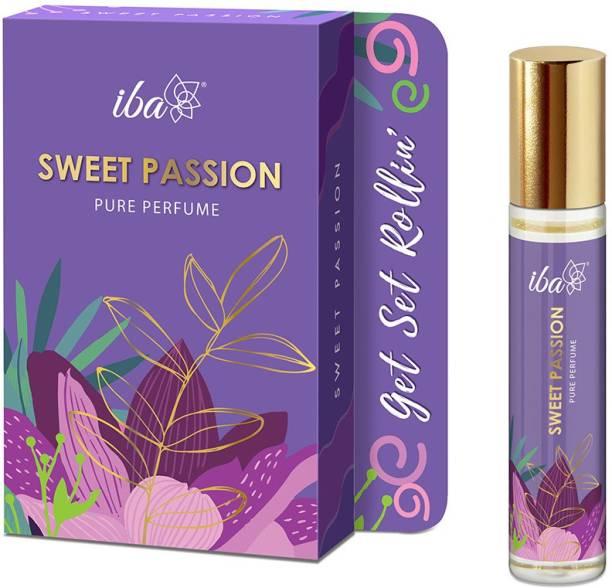 Iba Halal Care Pure Perfume - Sweet Passion Perfume  -  10 ml