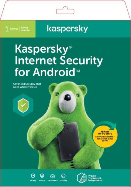 Kaspersky Mobile Security 1 User 1 Year