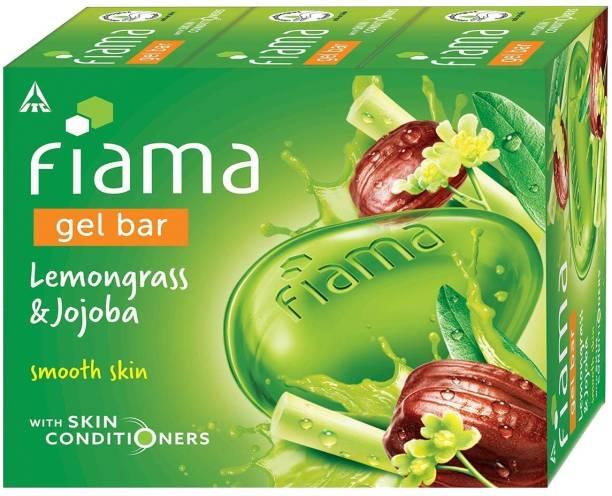 FIAMA Gel Bar Lemongrass and Jojoba