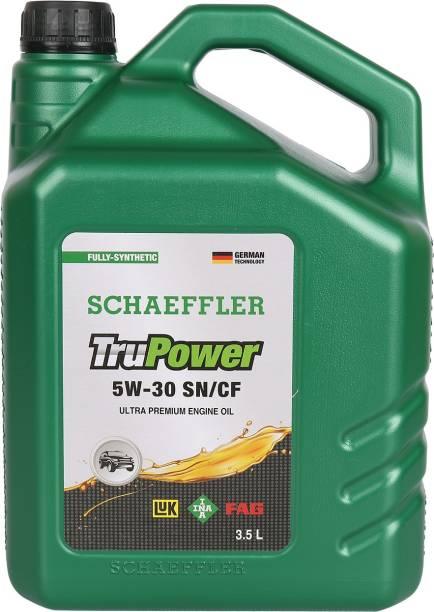 Schaeffler TruPower LE5W30SNL3.5 5W-30 SN/CF Engine Oil (3.5L) Full-Synthetic Engine Oil