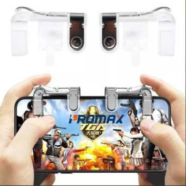 KUDZU Mobile Game Controller Sharpshooter Triggers for Phone, Metal  Gaming Accessory Kit