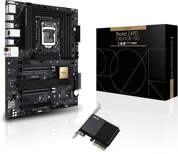 ASUS ProArt Z490-CREATOR 10G Motherboard