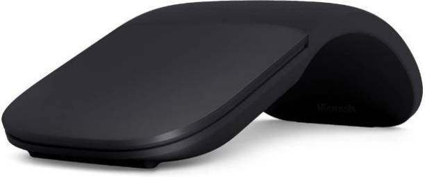 MICROSOFT Arc Mouse (ELG-00001) Black Wired Optical Mouse