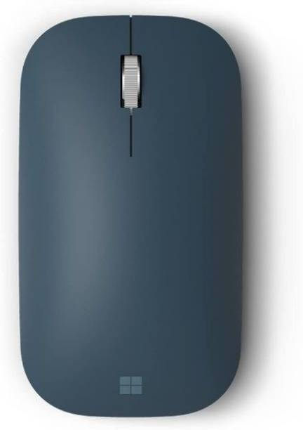MICROSOFT Surface Mobile Mouse (Cobalt Blue) Wired Optical Mouse