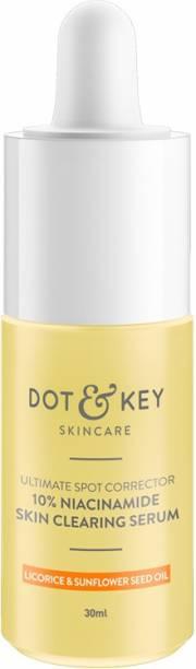 Dot & Key Ultimate Spot Corrector 10% Niacinamide Skin Clearing Serum Men & Women