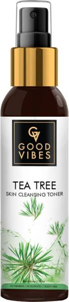 GOOD VIBES Tea Tree Skin Toner for Women and Men Men & Women
