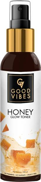 GOOD VIBES Honey Glow Toner Men & Women