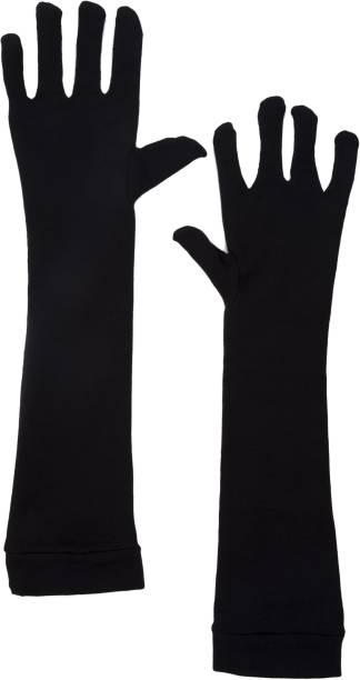 IM UNIQUE Cotton Arm Sleeve For Men & Women