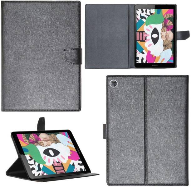 Gizmofreaks Flip Cover for Huawei MediaPad M5 Lite 10.1 inch