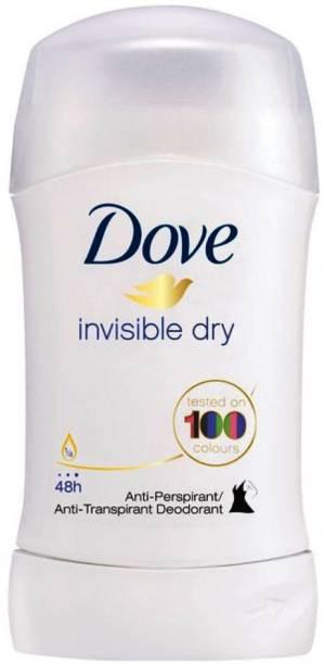DOVE Invisible Dry Antiperspirants Deodorant Stick Deodorant Stick  -  For Men & Women