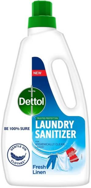 DETTOL Laundry Sanitizer Fresh Liquid Detergent