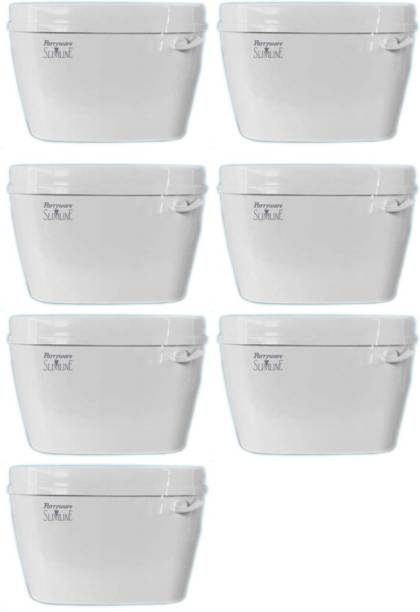 Parryware Uno Single Flush Tank set of 7 pic Single Flush Tank