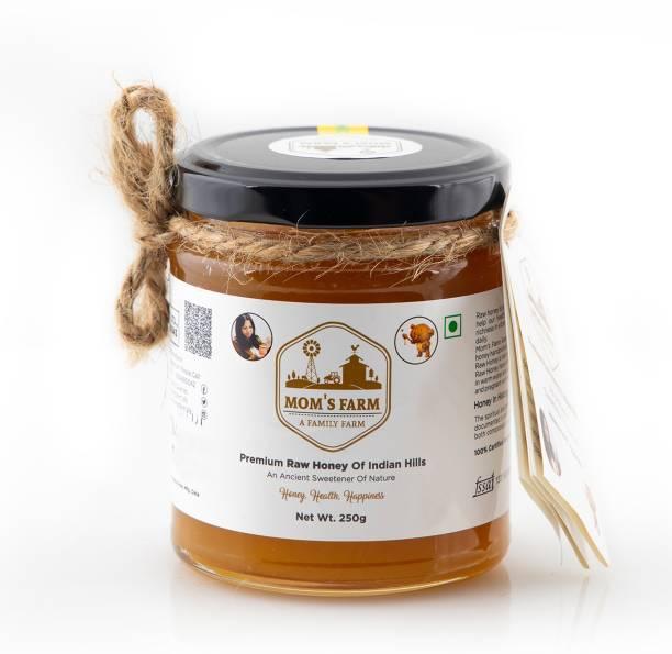 moms farm Premium Raw Honey of Indian Hills, An Ancient Sweetener of Nature