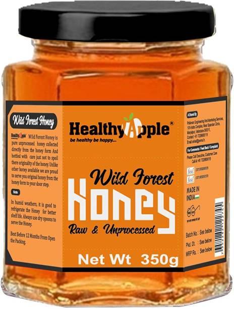 Healthy Apple Wild Forest Honey 350gm