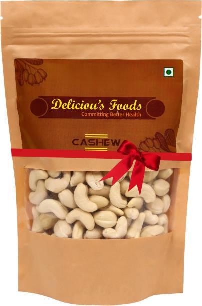 deliciou's foods NO Cashews
