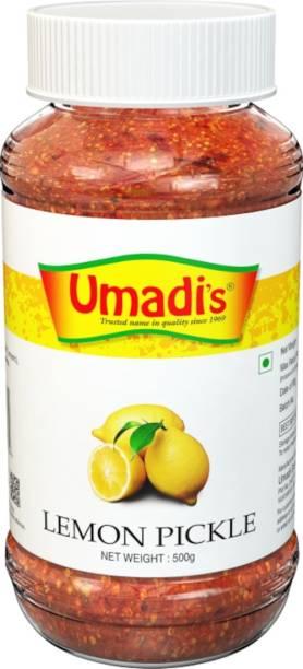 Umadi's Lemon Pickle