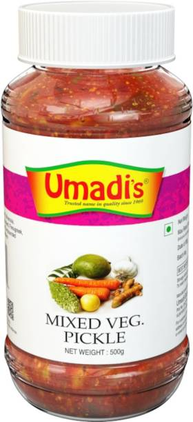 Umadi's Mixed Vegetable Pickle