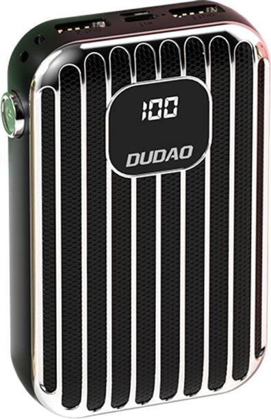 DUDAO 10000 mAh Power Bank (18 W, Quick Charge 2.0)